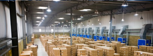 Leed And Green Building For Warehouse Dc Operators